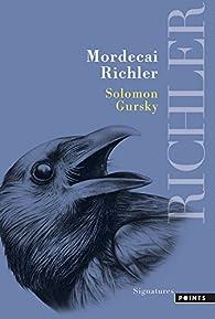 Solomon Gursky par Mordecai Richler