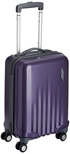 Skybags Polycarbonate 55 cms Purple Hardsided Suitcase (NWJERS55MDP)