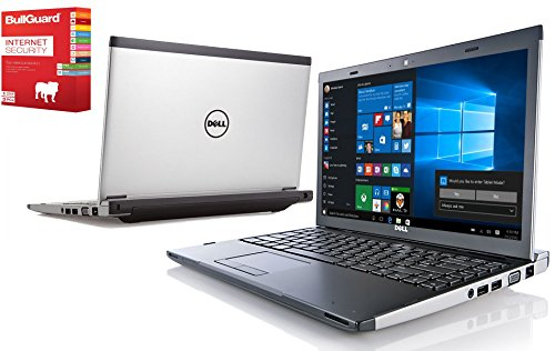 Dell Latitude 3330 Laptop Intel Core i3 (2nd Gen) 2375M 1.5 GHz processor, 4GB RAM 500GB HDD, 13.3 inch Screen, Windows 10 Home with Bullguard Antivirus 1 Year Protection (Certified Refurbished)