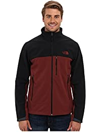 The North Face Apex Bionic Softshell Jacket - Men's Cherry Stain Brown/Tnf Black, S by The North Face