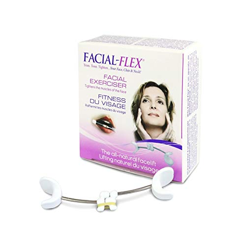 Facial flex exercise and toning kit commit error