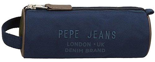 Pepe Jeans Alber Neceser de Viaje, 23 cm, 1.86 Litros, Multicolor