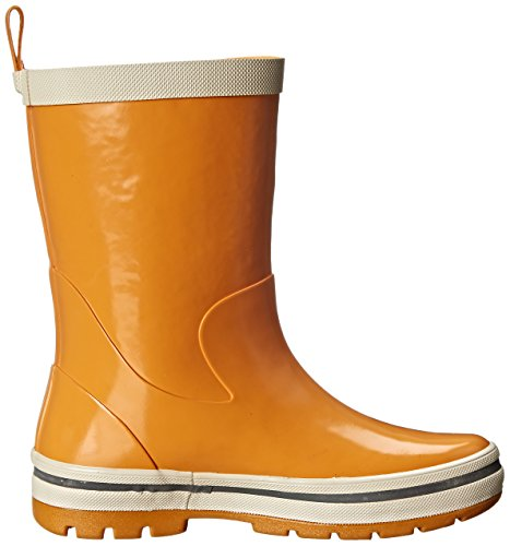 Helly Hansen - Junior Midsund Welly, Stivali, unisex Giallo (Yellow)