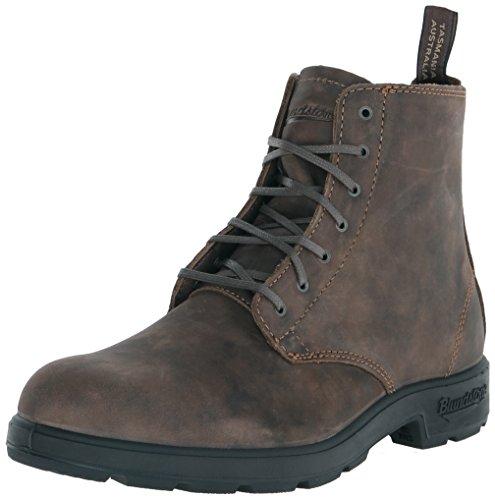 blundstone-classic-lace-up-nubuck-unisex-erwachsene-kurzschaft-stiefel-braun-brown-425-eu