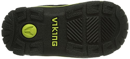 Viking - Domino Gtx, Scarpe outdoor multisport Unisex – Bambini Nero (Schwarz (288))