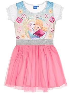 Disney Die Eiskönigin Elsa & Anna Mädchen Kleid 2016 Kollektion - rosa