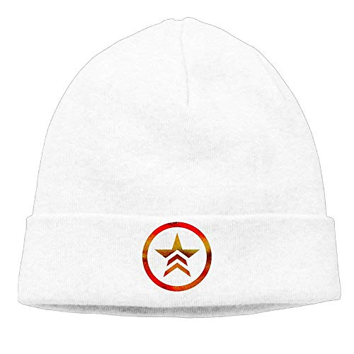 U-Only Mass Effect Renegade Slouchy Beanies Hat Trendy Caps
