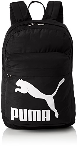 Puma - Mochila, Unisex, Unisex, Originals Backpack, Black, OSFA