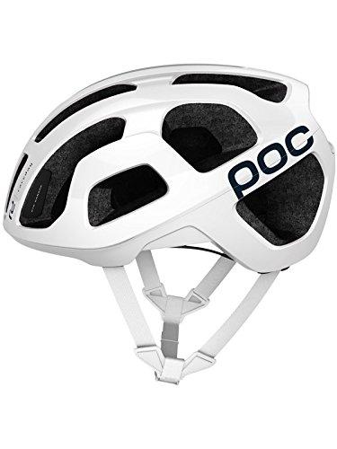 POC Octal Helm, Unisex Erwachsene M Weiß (hydrogen white)