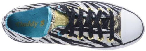 Skechers GlimmerAnimals 39417 Damen Sneaker Schwarz (ZBA)