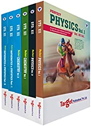 Std 12 Books - Physics, Chemistry and Maths | PCM | Science | Perfect Notes | HSC Maharashtra State Board | Ba