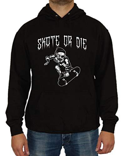 Artshirt Factory Skate or Die Hoody -