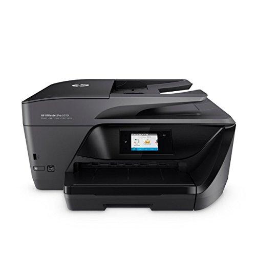 Cheapest Price for HP OfficeJet Pro Pro 6970 AiO Inkjet A4 Wi-Fi Black – multifunctionals (Inkjet, 200 x 200 DPI, 600 x 600 DPI, 1200 x 1200 DPI, A4, 216 x 356 mm) (Printer, Setup + hp ink bundle) on Amazon