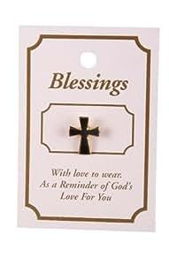 Croix Broche Revers. Christian Witness Broche