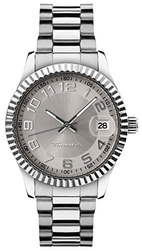 Tamaris Damen-Armbanduhr Analog Quarz B07000360