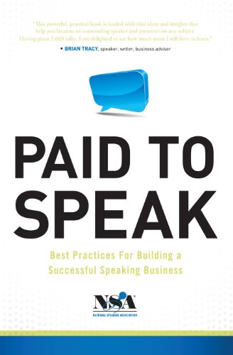 Paid to Speak por National Speakers Association