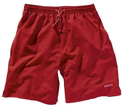 Beco Herren Schwimmkleidung Rot