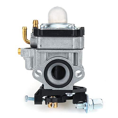 C-FUNN Carburatore per Trimmer 10Mm per Echo SRM 260S 261S Carb con Prato con Guarnizione # Bc4401Dw
