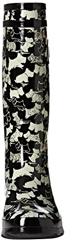 11 Schwarz schwarz kombi Dogs 109 Little Gummistiefel Damen Romika Roomirub 5qSgnZ
