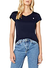 G-STAR RAW Damen T-Shirt Eyben Slim V T Wmn S/S