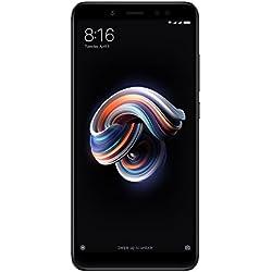 Xiaomi Redmi Note 5 Smartphone Portable Débloqué 4G (Ecran: 5,99 pouces - 32 Go - Nano-SIM - Android), Noir