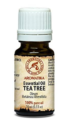 Ätherisches Teebaumöl - Melaleuca Alternifolia 10ml - Herkunftsland: Australien - 100% Naturreines