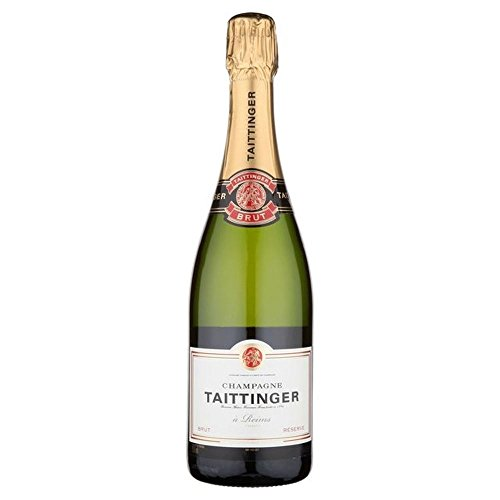 Taittinger Brut Reserve NV Champagne 75cl - (Packung mit 6)