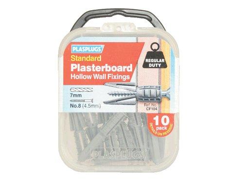 plasplug-cf104-lot-de-10-chevilles-pour-plaques-de-platre