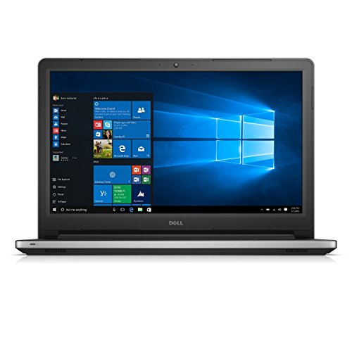 Dell Inspiron 15-5559 15.6-inch Laptop (Core i3 6th Gen -6100U/4GB/1TB/Windows 10/Integrated Graphics),Silver
