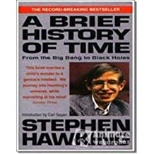A Brief History of Time : From the Big Bang to Black Holes (International Edition)