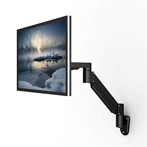Xue TV Wall Bracket Mount, Für 18-30 Zoll LCD-LED-Plasma-TV Flat Panel Zeigt Universal Wall Mount Vertical Screen Swivel Home Office Bedroom Meeting Room Video-Call Swivel Flat Wall Mount
