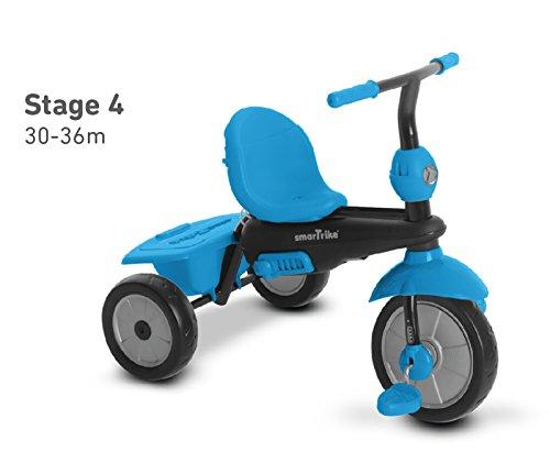 smarTrike Dreirad Glow blau - 6