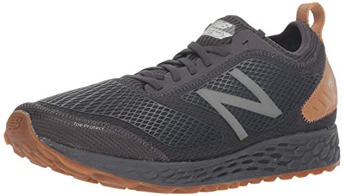 buy online a2350 9ae37 New Balance Fresh Foam Gobi v3 Chaussures de Trail Homme, Noir  (Phantom Magnet