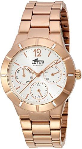 Lotus 15915/1 - Reloj de pulsera Mujer, Acero inoxidab