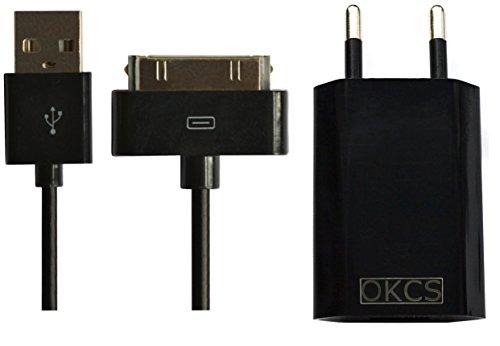 okcsr-iphone-4-ladeset-bestehend-aus-1000-mah-netzteil-3-meter-ladekabel-30-polig-in-schwarz-passend
