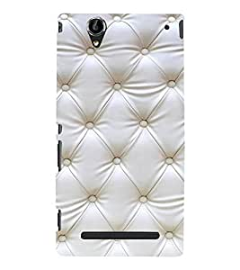 EPICCASE 3d sofa Mobile Back Case Cover For Sony Xperia T2 (Designer Case)