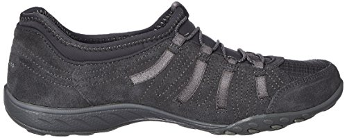 Skechers Damen Breathe-Easy Big Bucks Sneaker Grau (Ccl)