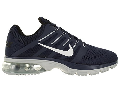 Nike Air Max Excellerate 4 Chaussure de course Mid Navy/Pr Pltnm/Wolf Grey/Blk