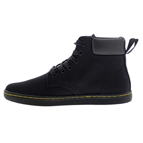 Dr.Martens Womens Maelly Canvas Boots Black