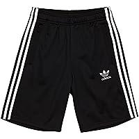 Adidas J Bb, Pantaloncini Bambino, Nero/Bianco, 11-12 anni