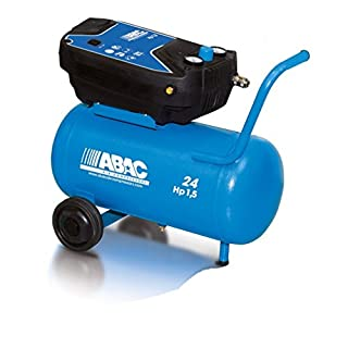 Air Compressor 24 LT ABAC Pole Posistion O15