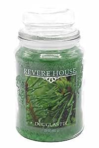 Candlelite Country Comfort Bougie en pot de verre Parfum sapin Douglas 652g