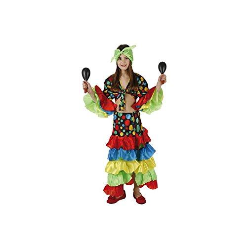 Kostüm Rumbera - 69476. Kostüm Rumbera 10-12[Spielzeug]