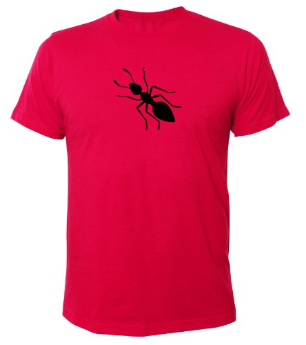Mister Merchandise Cooles Fun T-Shirt Ant Pink
