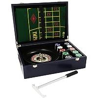 Juego Merlino Ruleta de casino I Material de casino (ITA Toys JU00074)