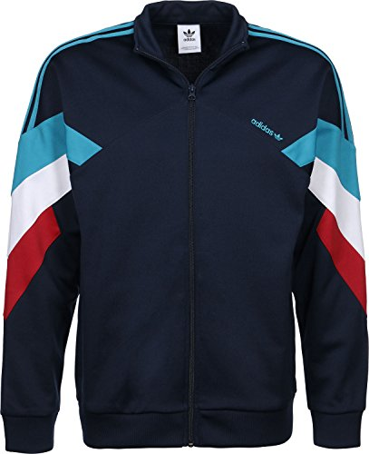 adidas Palmeston TT Sweatshirt für Herren M blau (Marino universitario)