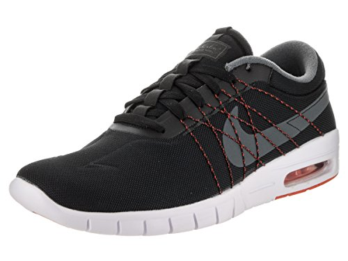 huge selection of 667ac 8960f Nike Men s SB Koston Max Black Dark Grey White Skate Shoe 8 Men US
