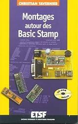 Montages autour des Basic Stamp (+ CD-ROM)
