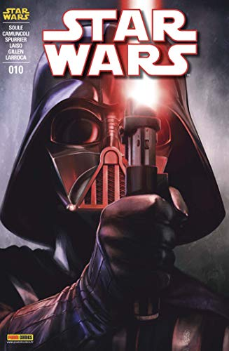 Star Wars nº10 (couverture 1/2)