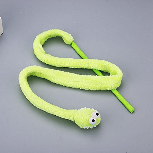 Juguete de peluche para perros y gatos pequeños, diseño de gato